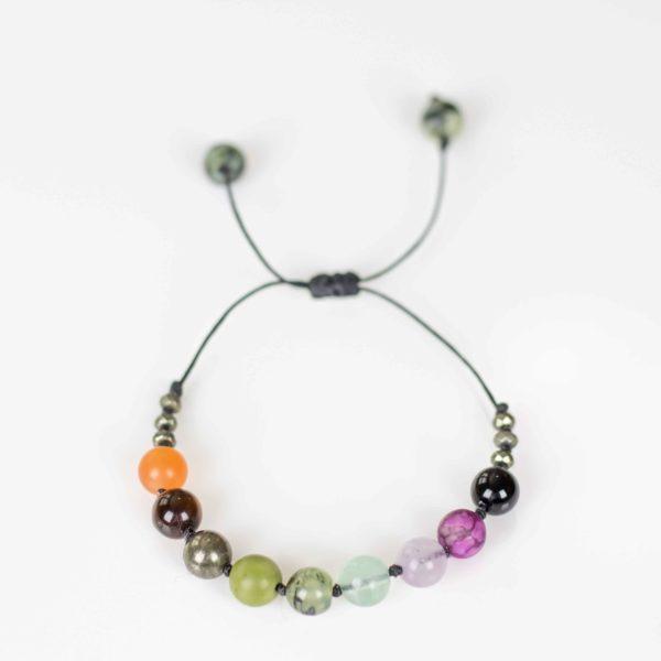 Macrame Bracelet - Protection