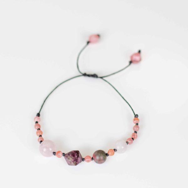 Macrame Bracelet - Love
