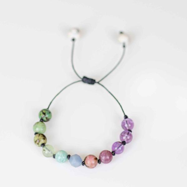 Macrame Bracelet - Calming